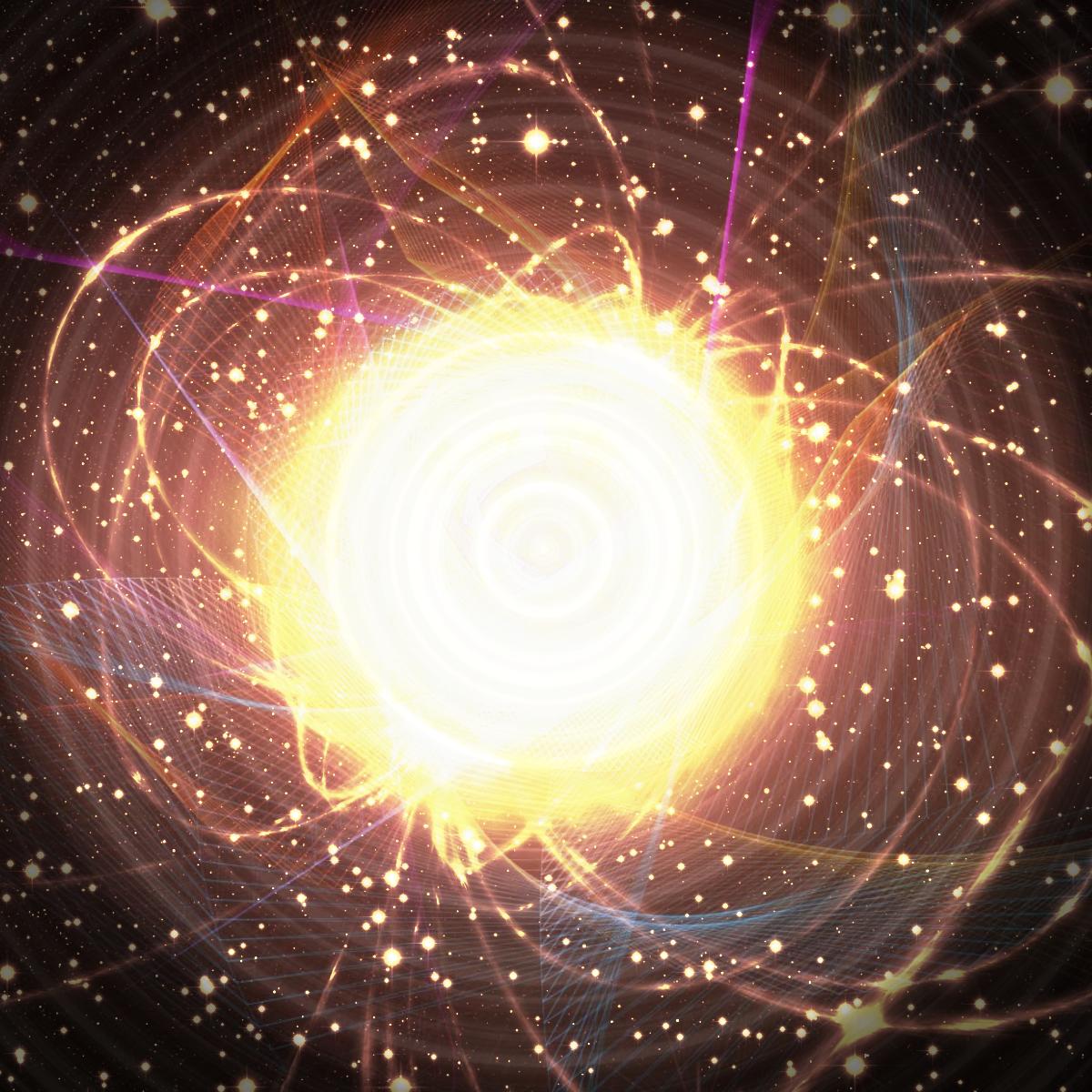 KIN 40 Magnetic Sun